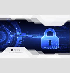 Protection concept of digital and technological vector