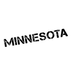 Minnesota rubber stamp vector image