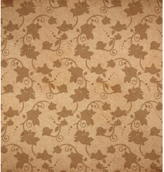 Florad old wallpaper vector