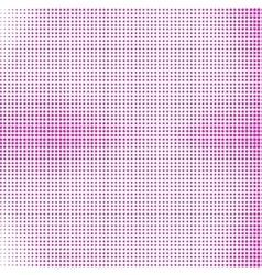 Pink Halftone vector image