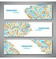 Business style template vector