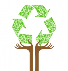 Recycle tree vector