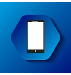 smartphone technology wearable icon vector image
