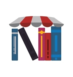 Ebook online reading internet icon graphic vector