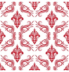 Pattern Diamond Ornamental vector image