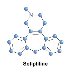 setiptiline teciptiline nassa vector image