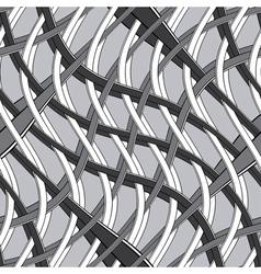 grid weave vector image