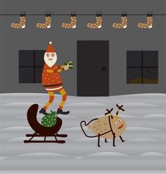 Christmas festival vector