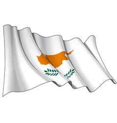 Cyprus flag vector
