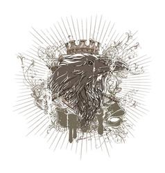 vintage t-shirt design vector image