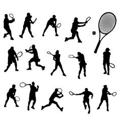 Tennis 2 vector