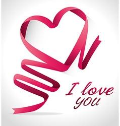 Romantic love design vector