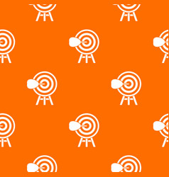 Target pattern seamless vector