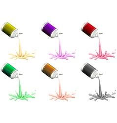 Inks vector