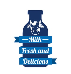 Fres milk vector