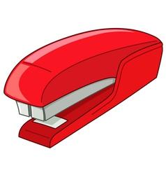stapler vector image