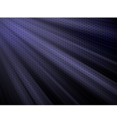 Super detailed carbon background EPS 10 vector image vector image