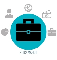 Stock market and exchange vector