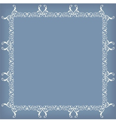 Frame pattern vector