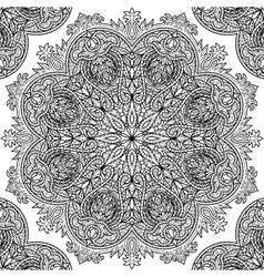 Indian Seamless pattern vector image