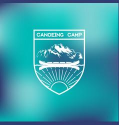 Outdoor logo vector