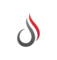 - oil gas and energy logo concept vector