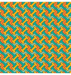 Geometric mosaic pattern tiling seamless abstract vector