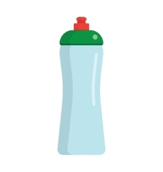 Sports bottle hydro flask water vector image vector image