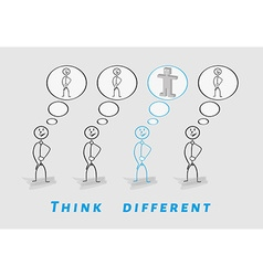 Think different 2d vs 3d vector