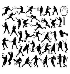 Tennis 4 vector