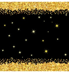 gold background2 vector image vector image