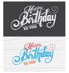 Birthcard1 vector