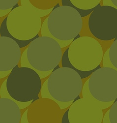 Military war seamless pattern army abstract circle vector