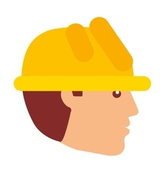 professional construction isolated icon design vector image