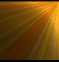 Ray burst background design - graphic vector
