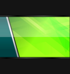 Template green background vector