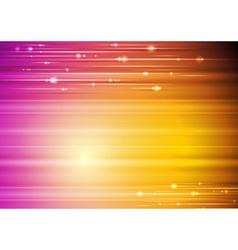 Shiny light backdrop vector