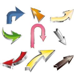 arrowhead vector image
