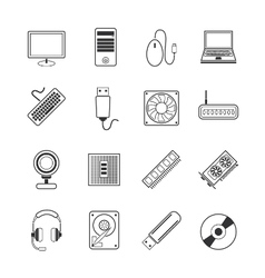 Computer icons vector