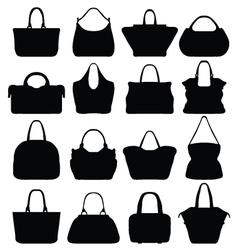 Handbags 3 vector