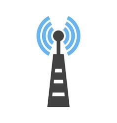 Telecom tower vector