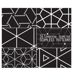Set patterns vector