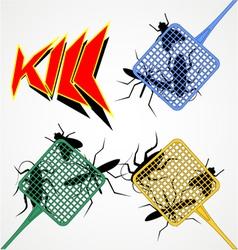 Kill symbol vector