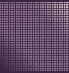 Modern dotted background vector