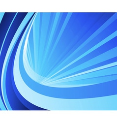 ray abstract vector image vector image
