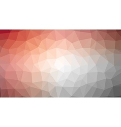 red abstract background consisting of low vector image