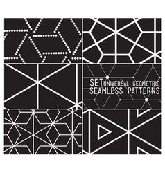 Set patterns vector