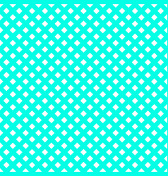 Turquoise mesh pattern vector