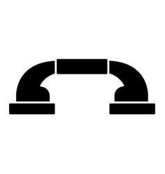 Phone icon image vector