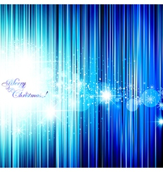 winter abstract background vector image
